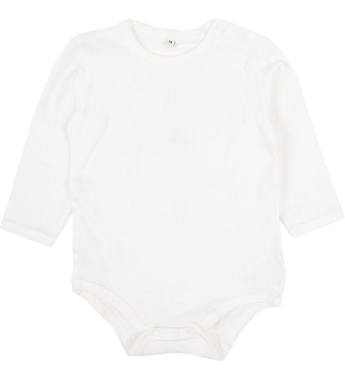 Image of Pippi Body - Basic - L/Æ - Hvid (Ø018)