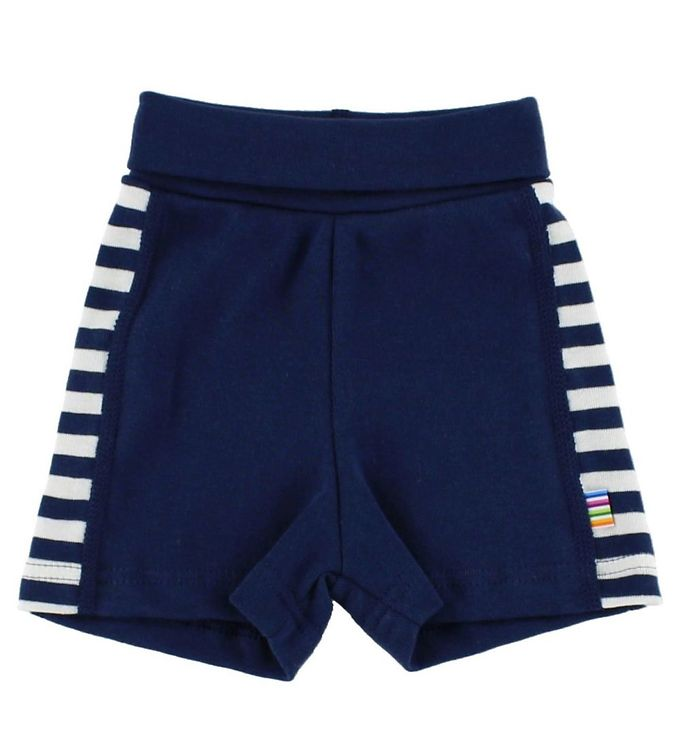 Image of Joha Shorts - Navy/Hvid (ØB518)