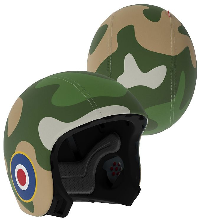Image of EGG Helmets Skin - Tommy (ØC299)
