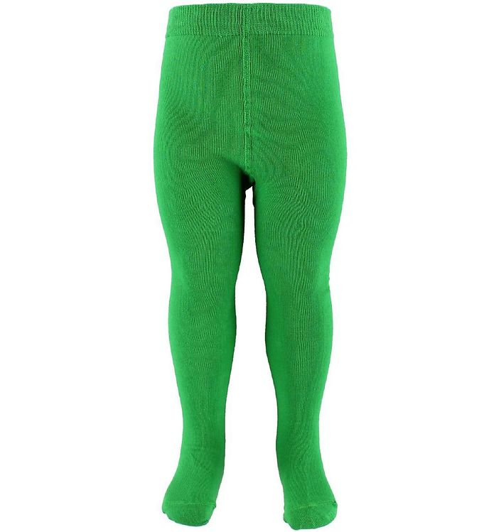 fuzzies strømpebukser - grøn fra fuzzies