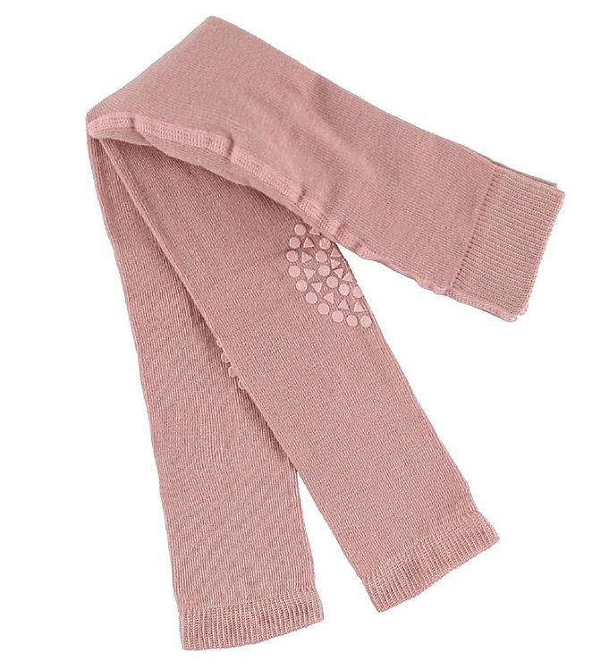 Image of GoBabyGo Kravleleggings - Rosa (ØC654)