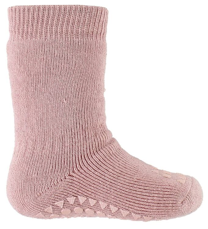 gobabygo gobabygo skridsikre strømper - rosa