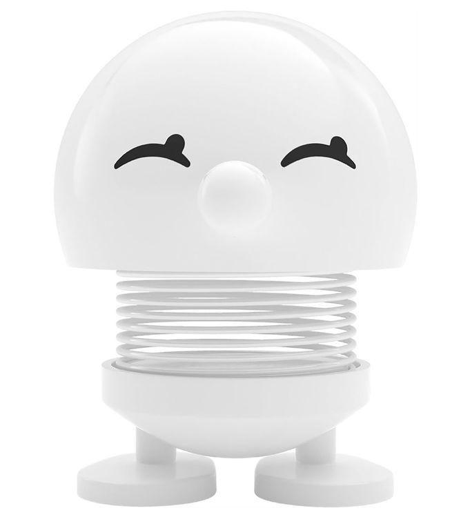 Image of Hoptimist Baby Bimble - 7 cm - Hvid (ØE895)
