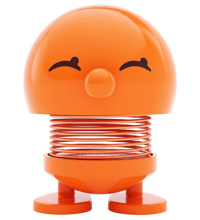Image of Hoptimist Baby Bimble - 7 cm - Orange (ØE899)
