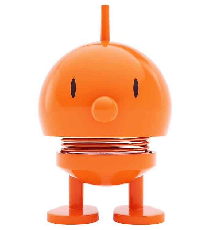 Image of Hoptimist Baby Bumble - 7 cm - Orange (ØE921)