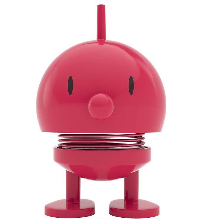Image of Hoptimist Baby Bumble - 7 cm - Pink (ØE928)