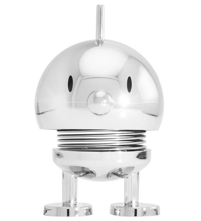 Image of Hoptimist Baby Bumble - 7 cm - Krom (ØE929)