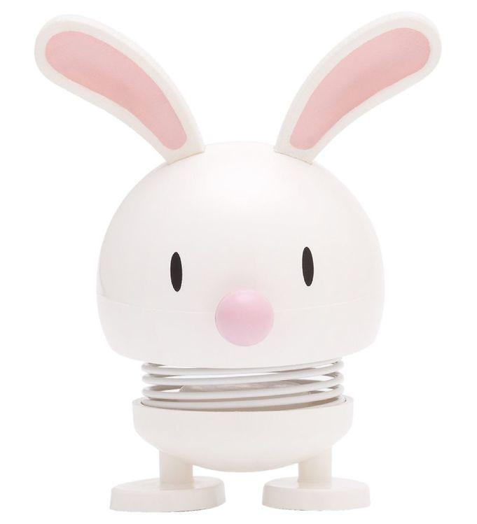Image of Hoptimist Baby Bunny - 9 cm - Hvid (ØF024)