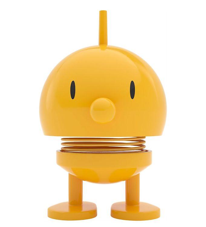Image of Hoptimist Baby Bumble - 7 cm - Gul (ØF055)