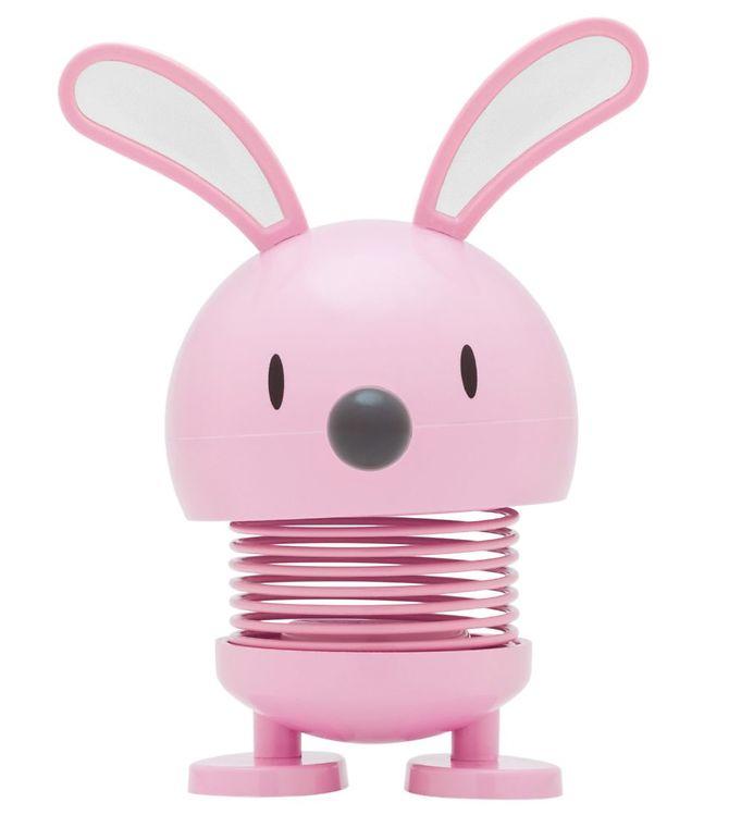 Image of   Hoptimist Baby Bunny - 9 cm - Lyserød