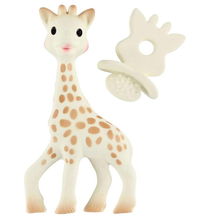 Image of Sophie la Girafe - Giraf m. Bidering (ØF606)
