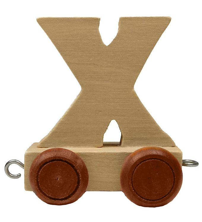 Bino Toys Navnetog - Træ - X