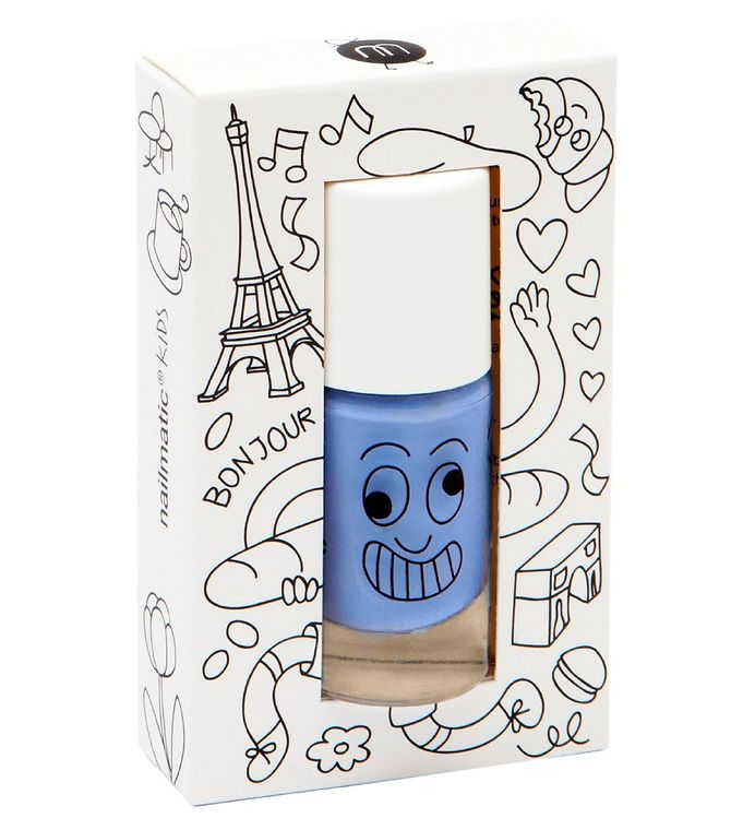 Nailmatic Neglelak – Gaston – Blå