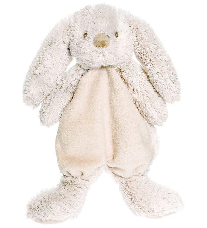 teddykompaniet Teddykompaniet nusseklud - kanin - offwhite på kids-world