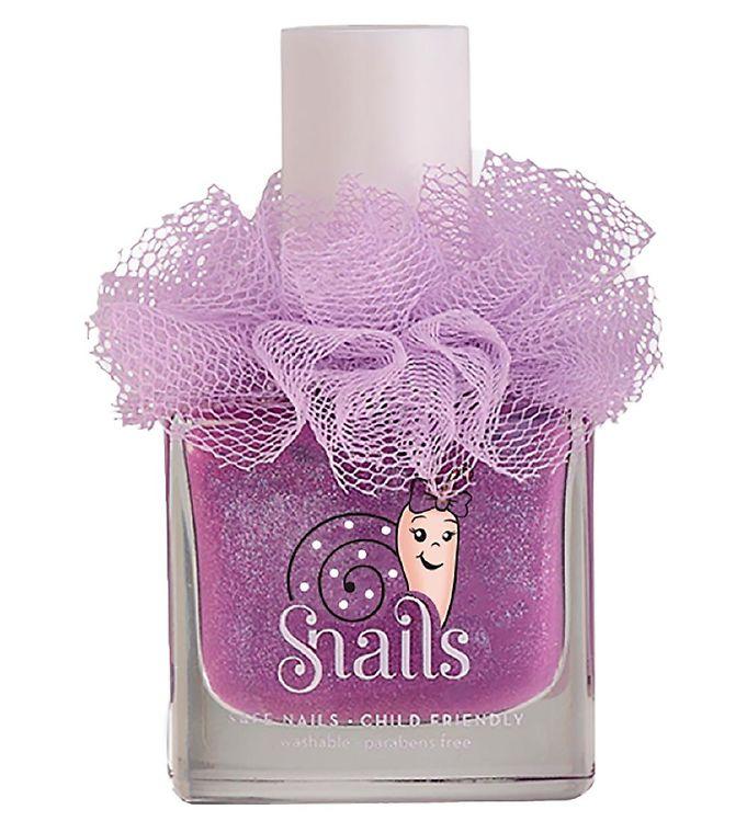 Billede af Snails Aloha Neglelak - Ukulele - Lavendel m. Glimmer