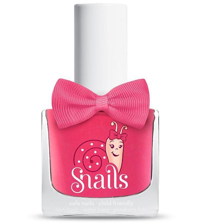 Image of   Snails Neglelak - Pink Bang - Lys Pink m. Glimmer