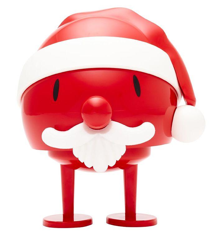 Billede af Hoptimist Bumble - Julemand - 14 cm - Rød