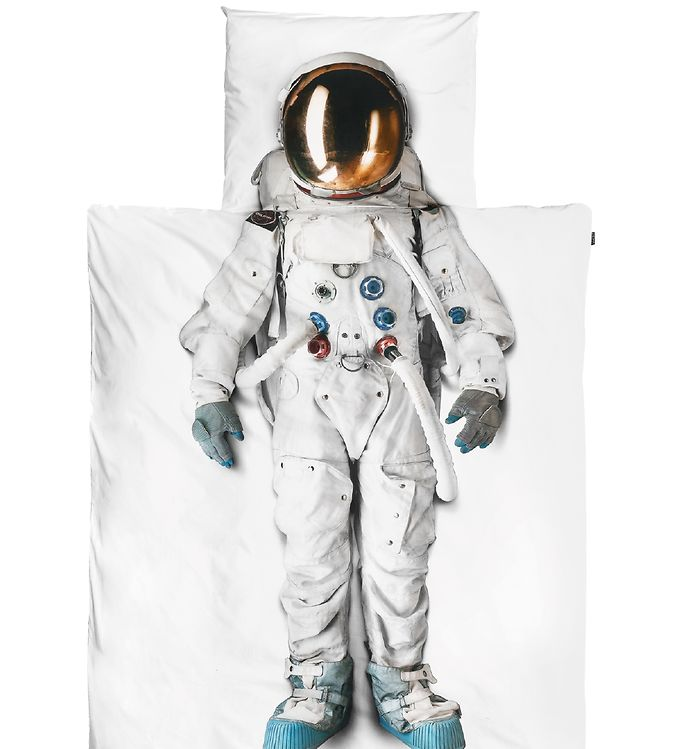 Image of Snurk Sengetøj - Voksen - Astronaut (ØH417)