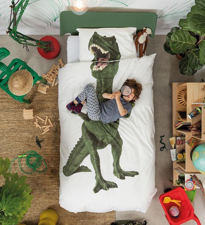 0d5991470be Snurk Sengetøj - Voksen - Dino - Køb her med gratis fragt og ...
