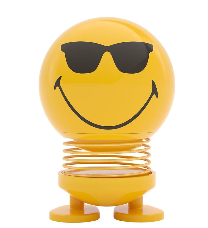 Image of Hoptimist Baby Smiley Cool - Gul (ØH810)