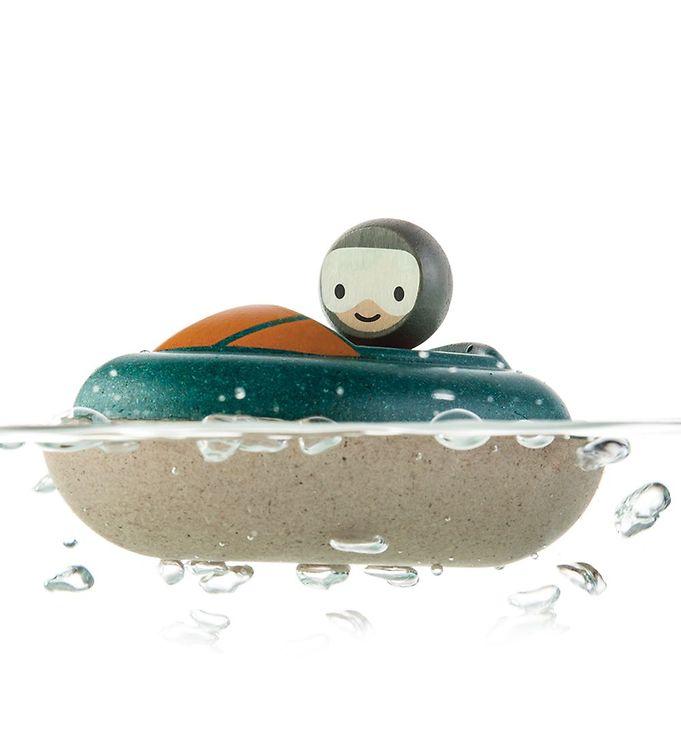 Billede af PlanToys Badelegetøj - Speedbåd