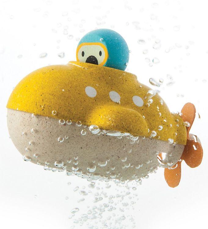PlanToys Badelegetøj - Undervandsbåd - 13 - PlanToys,Adventsgaver til børn,Dåbsgaver,Plan Toys Badelegetøj,PlanToys Badelegetøj,PlanToys Trælegetøj - PlanToys