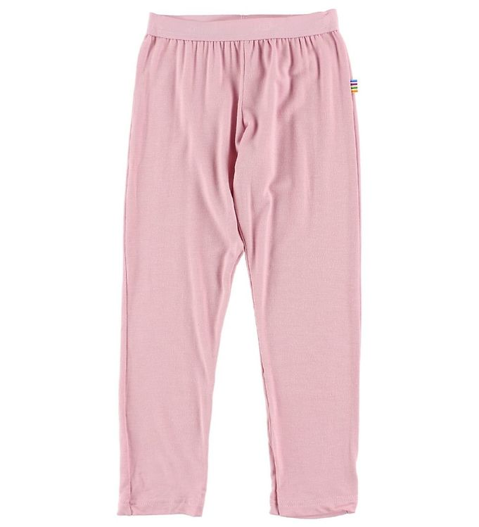 joha Joha leggings - bambus - rosa fra kids-world