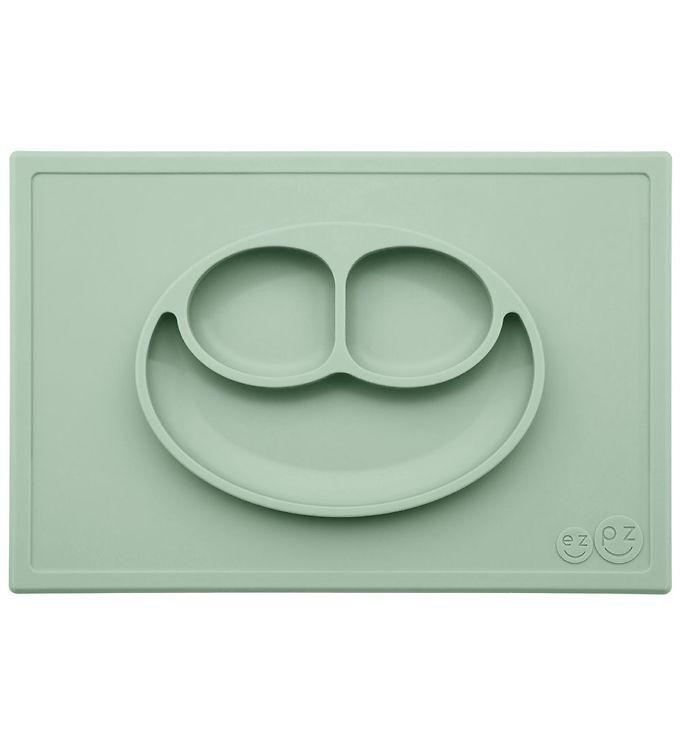 Billede af EzPz Happy Mat - Silikone - Støvet Grøn