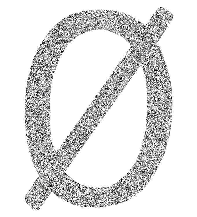 Image of Thats Mine Bogstav - Ø - Sølv Glimmer (ØJ385)