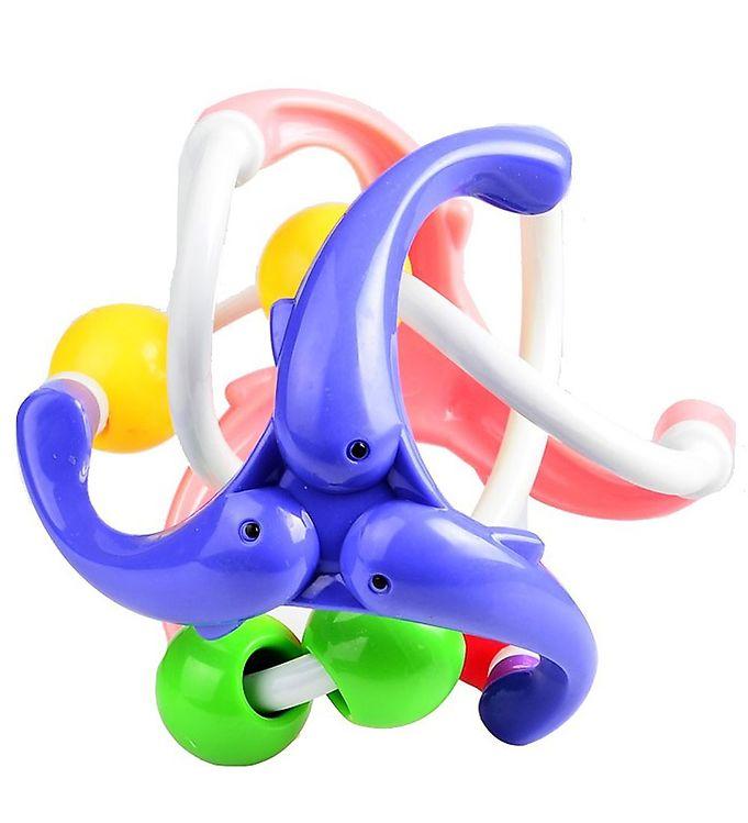 Billede af Oopsy Aktivitetsbold - Delfiner - Multifarvet
