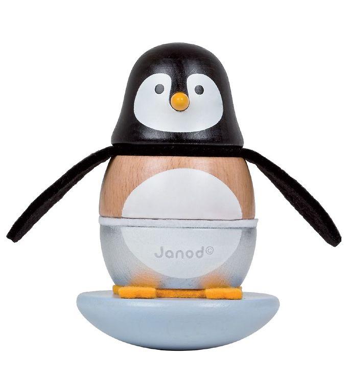Image of Janod Stabeltårn m. Pingvin (ØJ930)