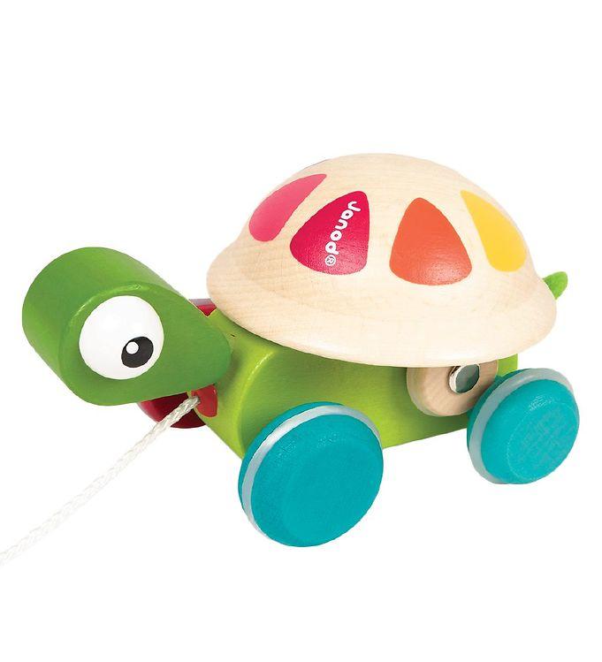 janod – Janod træk - skildpadde på kids-world