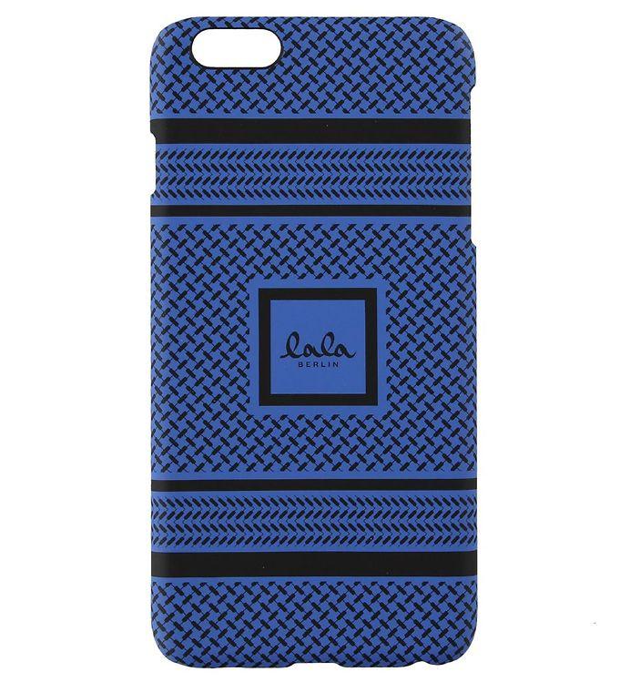 Billede af Lala Berlin Mobilcover - iPhone 6+ - Paris Blue