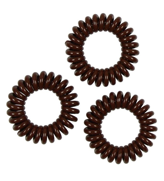 Image of Invisibobble Elastikker - 3-pak - Power - Pretzel Brown (ØM115)