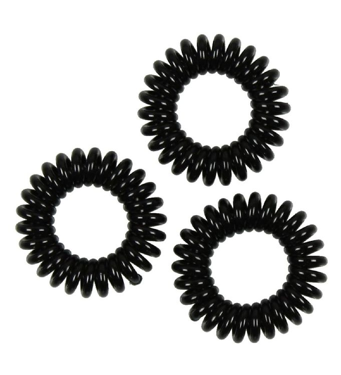 Image of Invisibobble Elastikker - 3-pak - Original - True Black (ØM118)