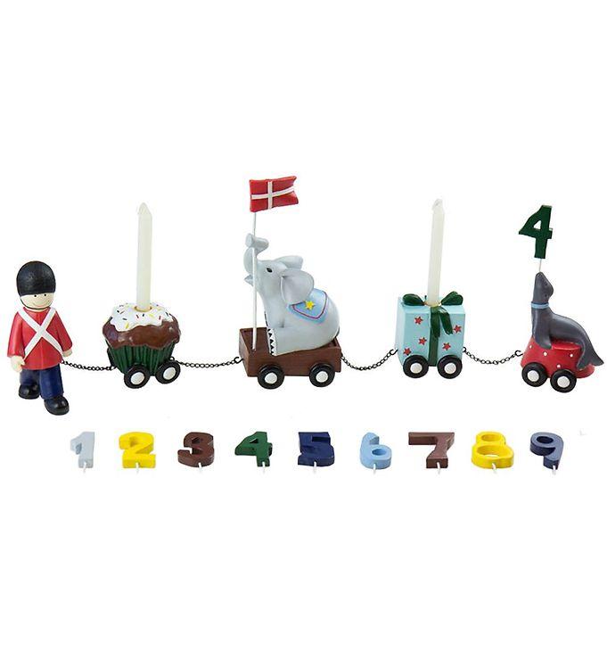 Billede af Kids by Friis Fødselsdagstog - Soldat