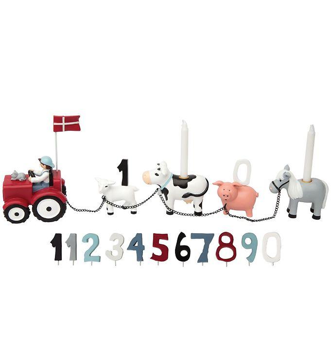 Kids by Friis Fødselsdagstog - Bondegård