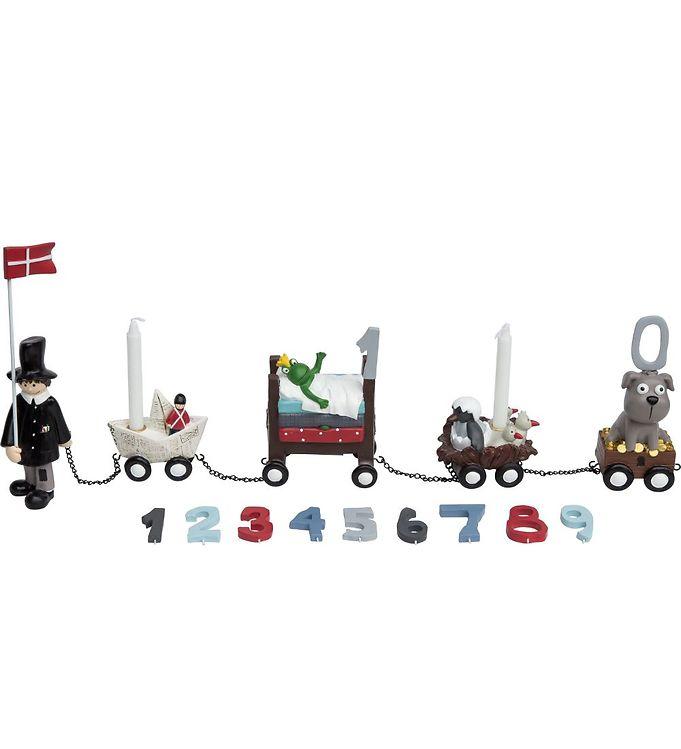 Billede af Kids by Friis Fødselsdagstog - Eventyr Dreng