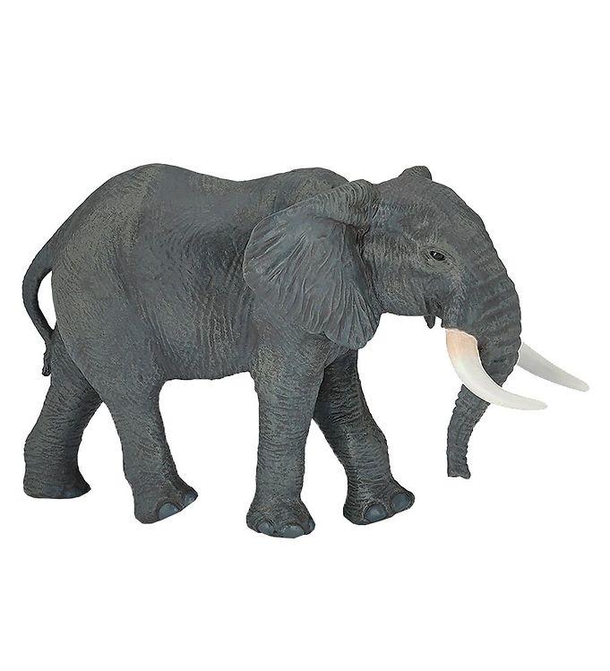 Image of Papo Elefant - H: 16 cm (ØM740)