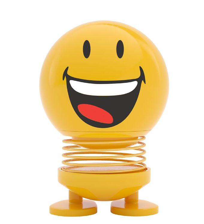 Image of Hoptimist Baby Smiley Joy - 8 cm - Gul (ØN126)