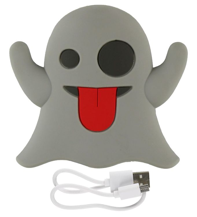 Image of Moji Power Powerbank - Ghost - 2600mAh (ØN481)