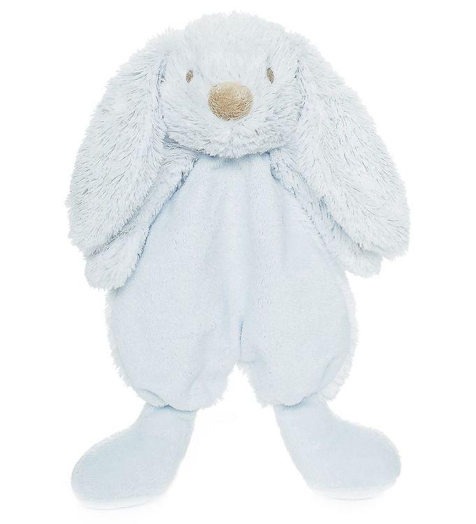 Teddykompaniet Nusseklud - Kanin - 28 cm - Lysebl?