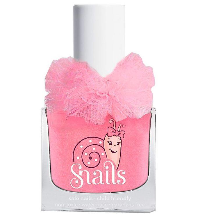 Snails Neglelak - Ballerine - Orange