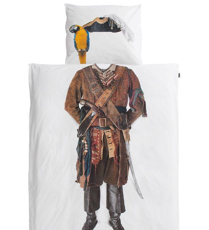Snurk Sengetøj - Voksen - Pirat