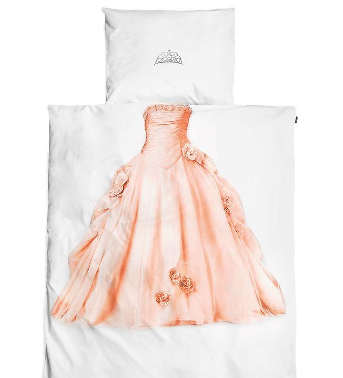 Snurk Sengetøj - Junior - Prinsesse