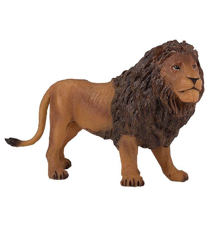Papo Løve - H: 14 cm