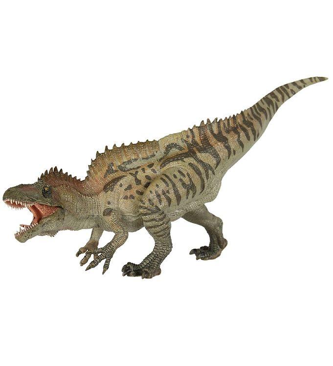 Papo Acrocanthosaurus - H: 13 cm