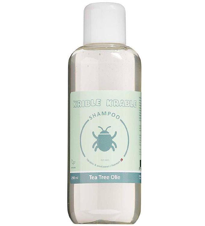 Cool-Kidz Shampoo - 250 ml - Krible Krable - Tea Tree Olie