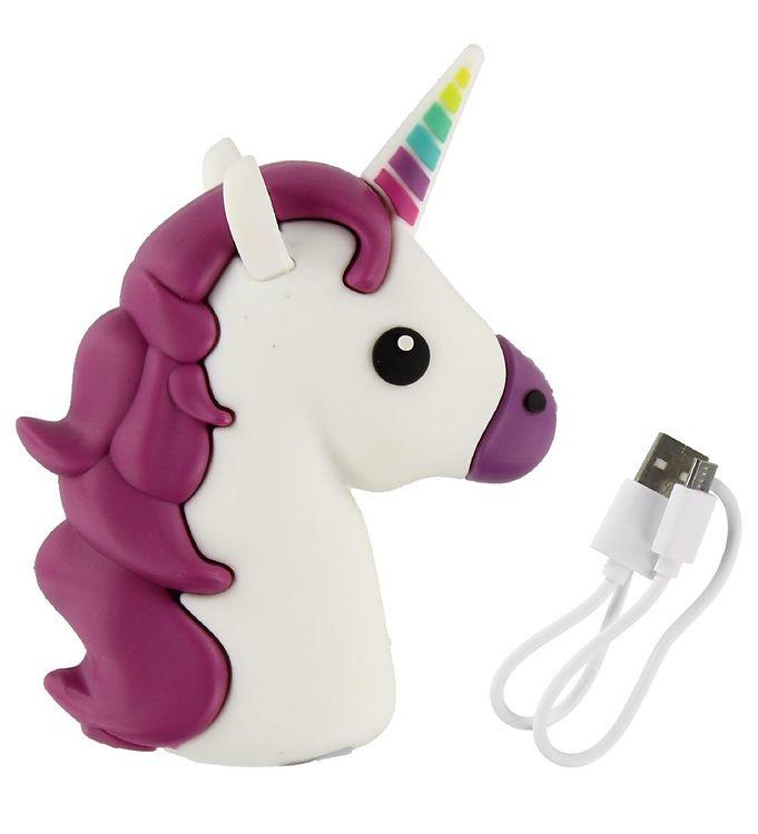 Moji Power Powerbank - Unicorn - 2600mAh