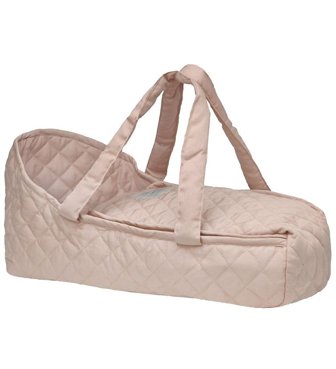 Cam Cam Dukkelift – Quilted – Dusty Rose